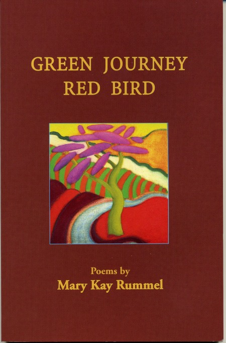 Green Journey Red Bird
