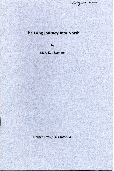 The Long Journey Into North